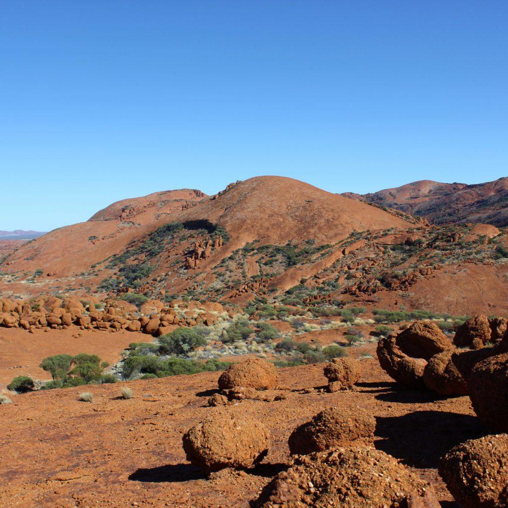 Central Australia & Uluru